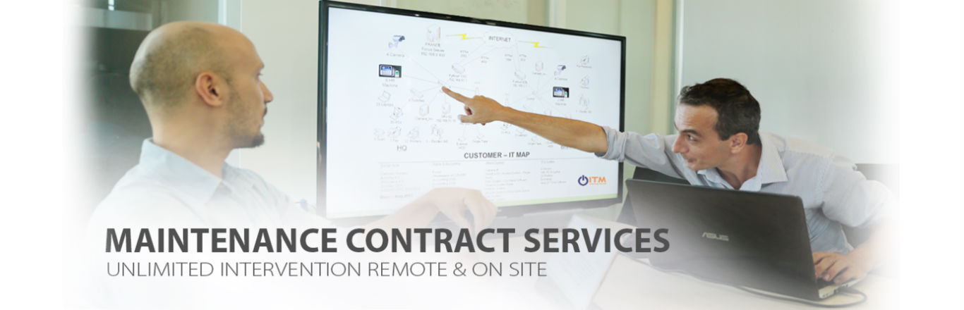 ITM Maintenance Contract Services