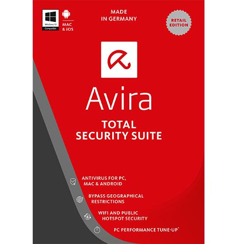 Avira Total Security